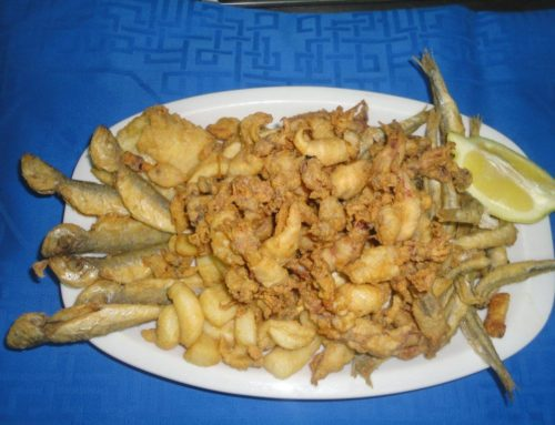 Donde comer pescados fritos en Torremolinos