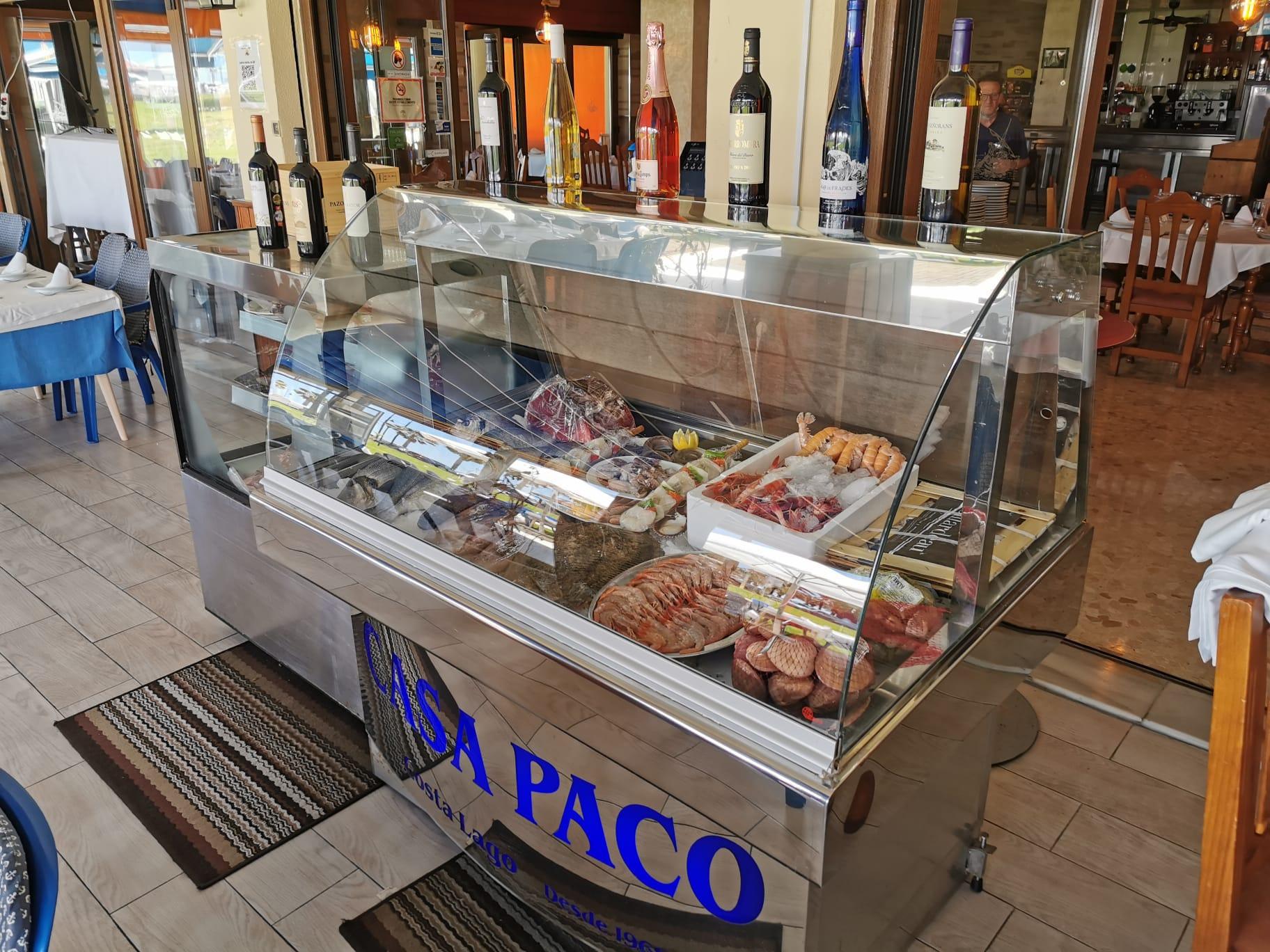 Restaurante de pescados frescos en Torremolinos