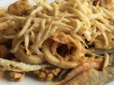 Donde comer pescados fritos en Malaga