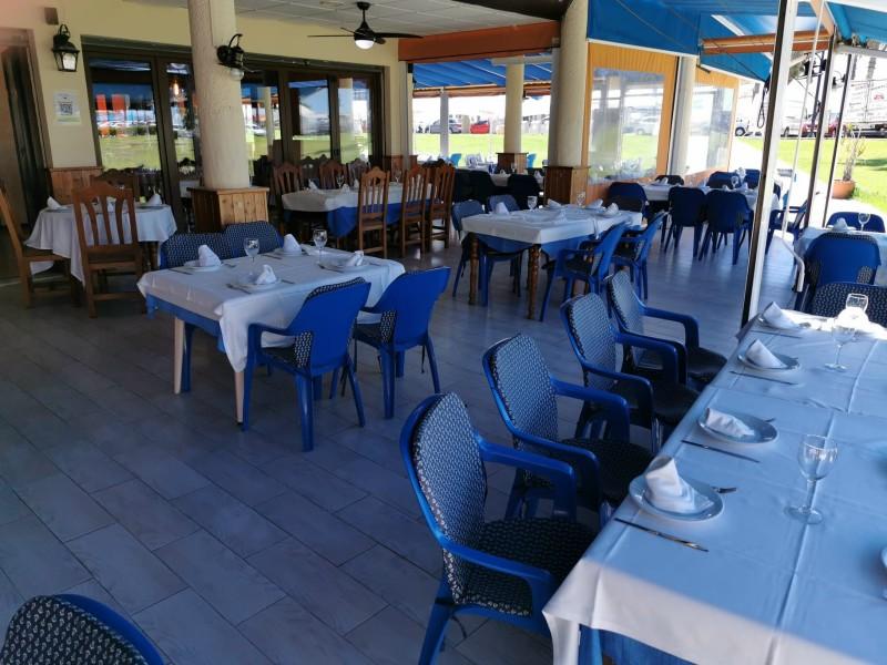 Restaurante Casa Paco Costa Lago I