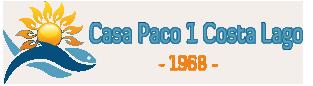 Restaurante Casa Paco I –  Costa Lago Logo