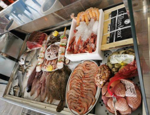 Donde comer mariscos en Torremolinos